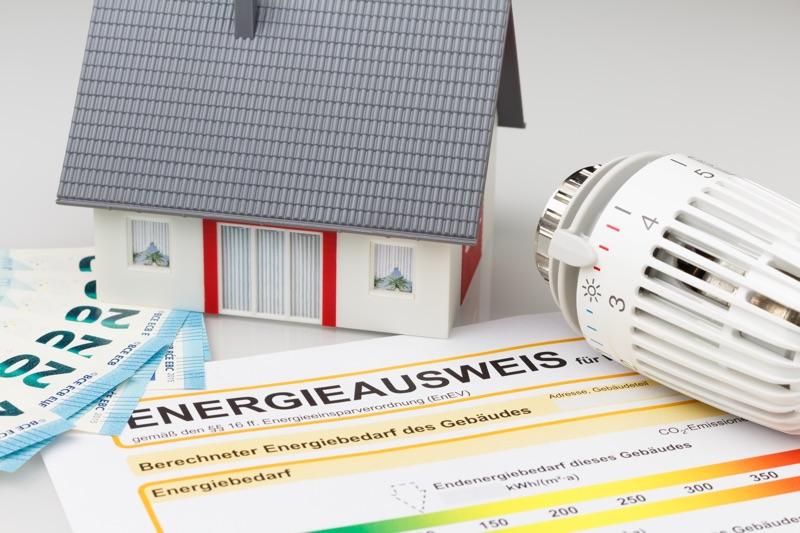 Energieausweise für Neubau und Bauten im Bestand
